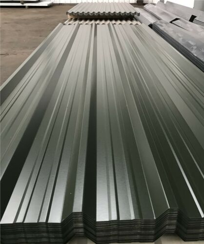 STEEL ROOF SHEETS JUNIPER GREEN BOX PROFILE ROOF CLADDING SHEETS