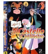 MANGA DVD Lupin 3° - Il Castello di Cagliostro 1° ediz.