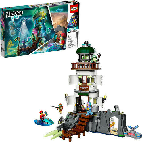 New Toy Brick The Lighthouse Of Darkness 70431 LEGO® Hidden Side™