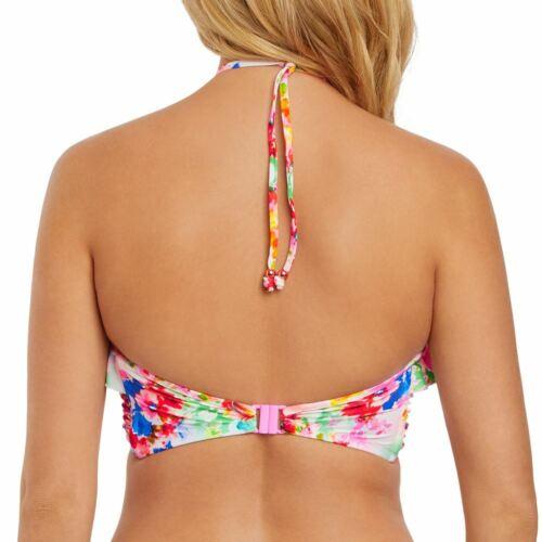 Freya Swimwear Endless Summer Underwired Padded Bandeau Bikini Top Confetti 2964