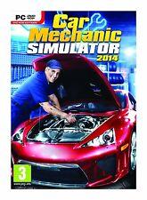 Simulador de mecánico de coche 2014 (Pc Dvd) Nuevo Sellado