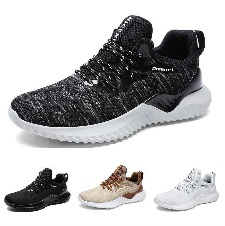 Casuals shoes Men Sneaker Running Leisure Breathable Mesh Sport Trail Athletic