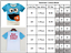 Kids-Boys-Girls-ELMO-Cartoon-T-Shirt-Tops-Short-Sleeve-Tee-Shirts-Summer-Outfits thumbnail 2