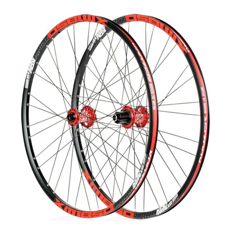 27.5er MTB Aluminium Alloy Wheelset Koozer 27.5inch Mountain Clincher Bike Wheel