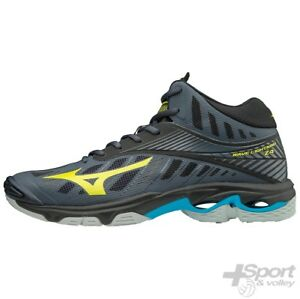 6d798396fd713 Image is loading Scarpa-volleyball-Mizuno-Wave-Lightning-Z4-Mid-Man-
