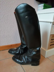 new product 0021f fa807 Details zu Reitstiefel, Leder, Damen, Größe 40, enger Schaft, Steeds