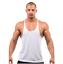Fashion-Men-Stringer-Bodybuilding-Tank-Top-Singlet-Sleeveless-sports-Vest-Men-039-s miniature 9