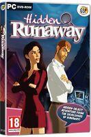 Hidden Runaway Hidden Object Pc Game Dvd-rom