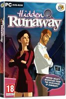 Hidden Runaway Hidden Object Pc Game Dvd-rom