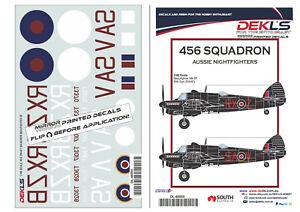 1-48-Decal-456-Squadron-039-Aussie-Nightfightrers-039-Beaufighter-IIF