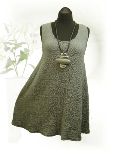 PoCo LAGENLOOK Top Long-Shirt Tunika 44 46 48 50 52 54 56 58 rosa L-XL-XXL-XXXL