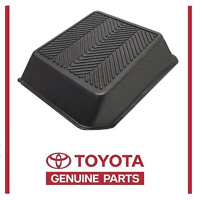 Genuine Toyota Cruiser Floor Drivers Side Foot Rest Ebay