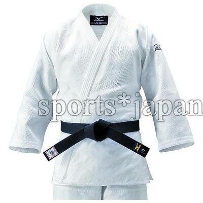 MIZUNO Giappone Judo Gi Giacca jūdōgi Yusho 2019 DOUBLE Weave modello 22JM6A8201   eBay