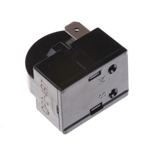 QP2-4.7 Start Relais Kühlschrank PTC für 4,7 Ohm 1 Pin Kompressor AB