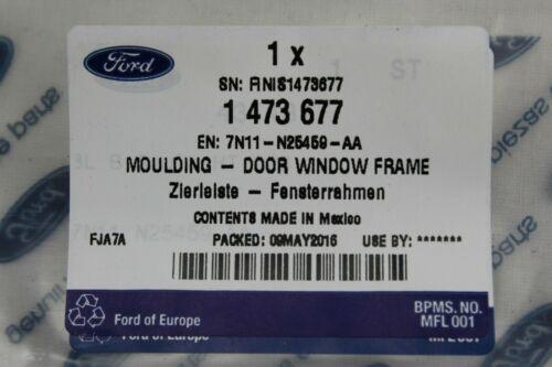 Original baguette porte arrière gauche Ford Fusion 1473677