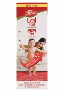 Dabur-Lal-Tail-Ayurvedic-Baby-Massage-Oil-Pack-of-200-ml