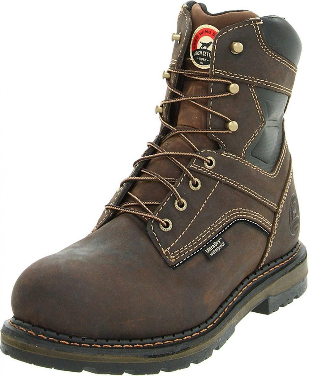 Irish Setter Men's 83801 8  Work avvio