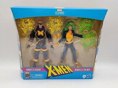 X-Men Invasion Series Havok figurine Comme neuf on Card