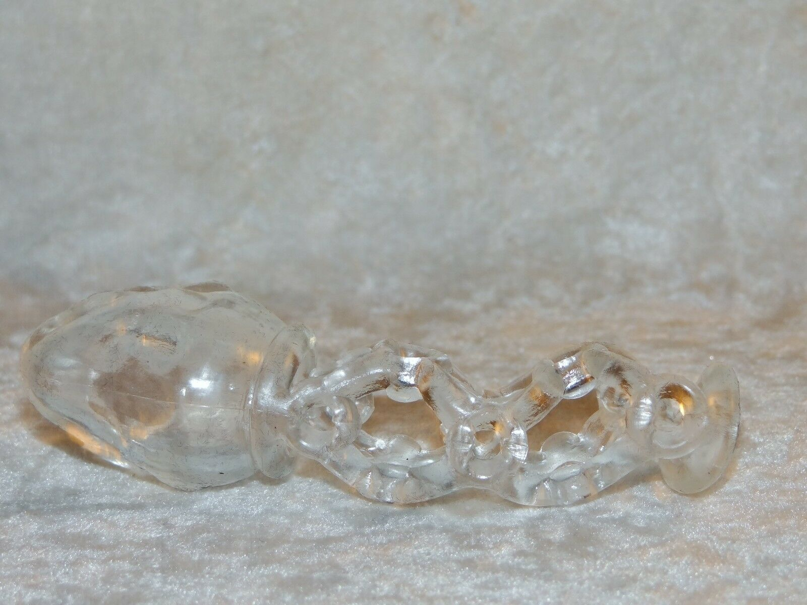 Clear Boar Head Male Web Sheath Cover Sleeve Cage Cage Cage Enhancer f2f0dc