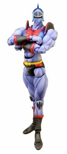 Super Action Statue Kinnikuman Robin Mask 1P Figure from Japan