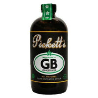 Pickett's Ginger Beer Syrup 1 Medium Or 3 Hot N' Spicy (16 Oz) Moscow Mule