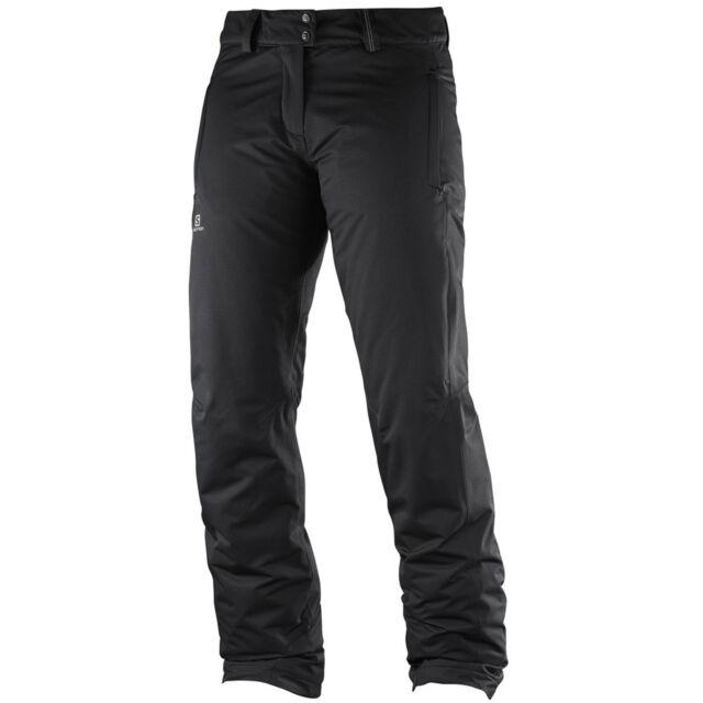 4115cd009c79 Salomon Stormspotter Pant Ladies Ski Winter Trousers Snowboard ...