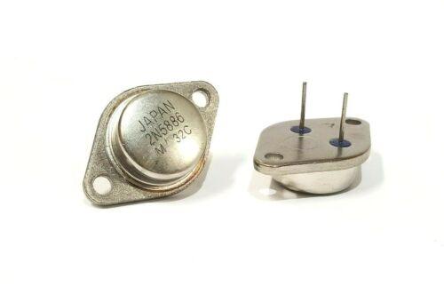 2 Pieces2N5886 Bi-Polar Single TransistorsFREE Shipping within the US!