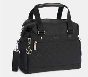 Details zu HEDGREN LAZULI wasserabweisende Handtasche Schultertasche +RFID Schutz! NP 89€