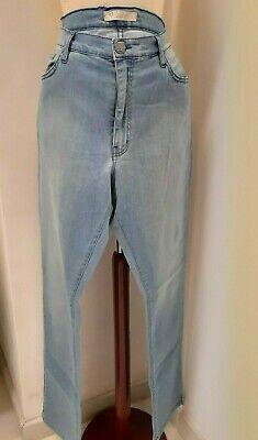 8 pantalon vaquero mujer azul BANDOLLI NUEVO woman ropa jeans elastico mod