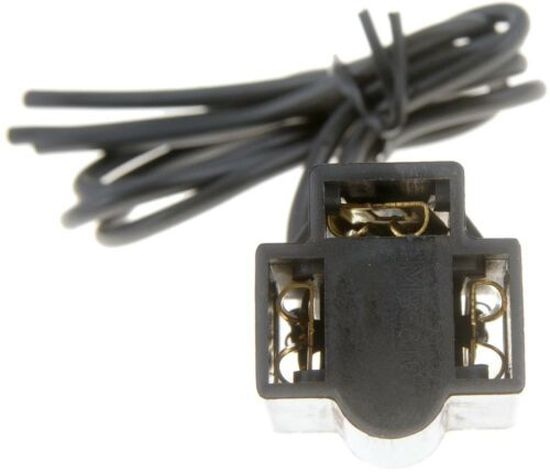 Headlight Connector Dorman 85810 Electrical Sockets 3-Wire//Terminal 4002//4005 B