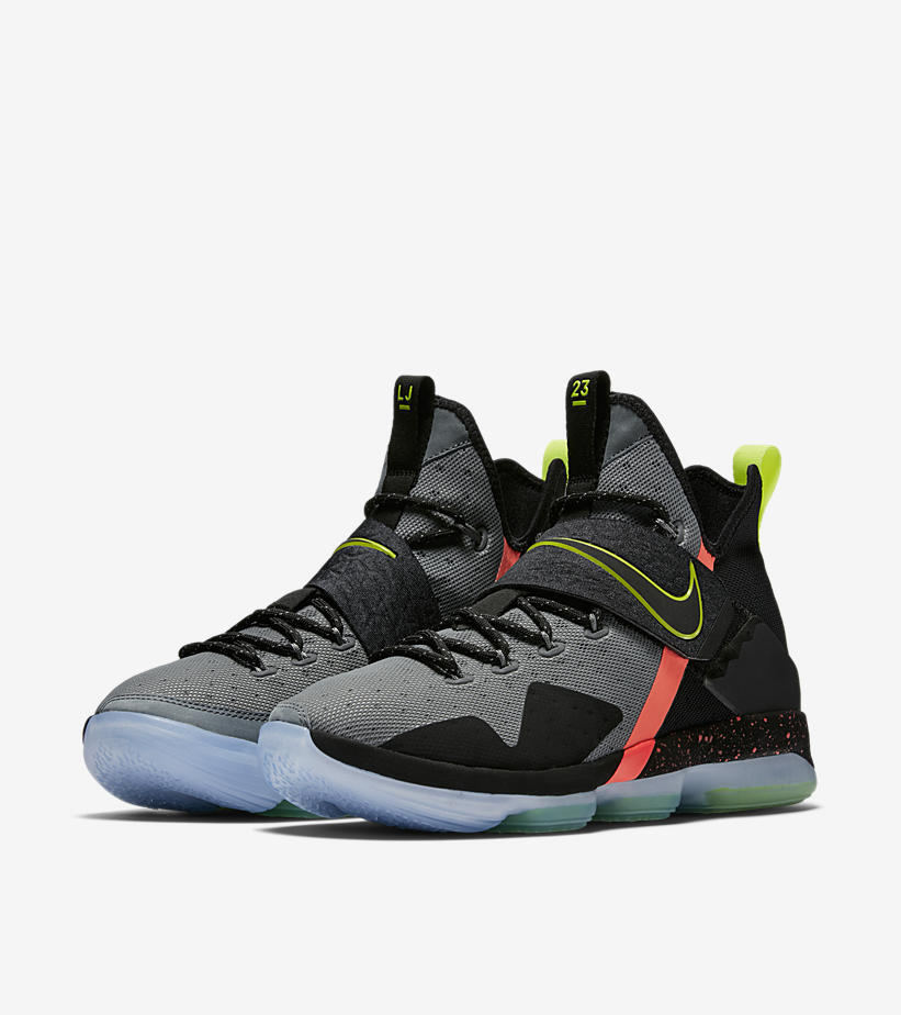Nike LeBron 14 Out Of Nowhere Size 8 852406-001 DS