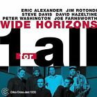 Wide Horizons by One for All (CD, May-2003, Criss Cross)