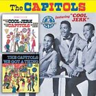Dance the Cool Jerk/We Got a Thing That's in the Groove by The Capitols (CD, Mar-2006, Collectables)