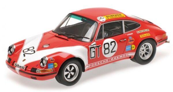 Porsche 911 S Kremer Racing No.82 Classe Vincitori ADAC 1000km 1971  Armin