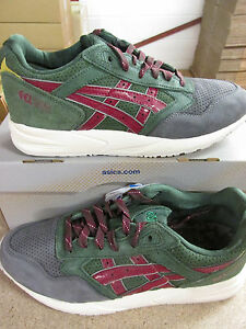 Dettagli su ASICS Gel Saga Sneaker Uomo Scarpe Scarpe da ginnastica H41VK 8026 mostra il titolo originale