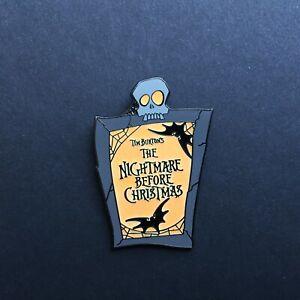 Tim-Burton-The-Nightmare-Before-Christmas-Frame-Collection-Logo-Disney-Pin-33156