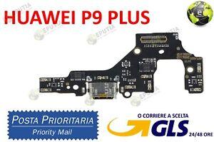 FLAT FLEX CONNETTORE RICARICA DOCK MICROFONO USB PER HUAWEI P9 PLUS