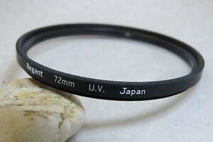 Regent 72mm UV Filter