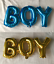 Baby-Boy-Baby-Girl-Foil-Balloon-Baby-Shower-New-Arrival-Party-Reveal-Gender thumbnail 2