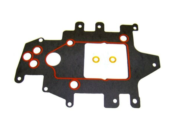 DNJ MG3182 Manifold Plenum Gasket For 96-05 Pontiac Bonneville 3.8L OHV