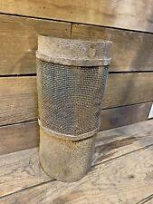 Original Corn Picker Muffler Cover Shield New Idea Minneapolis Moline Oliver Old