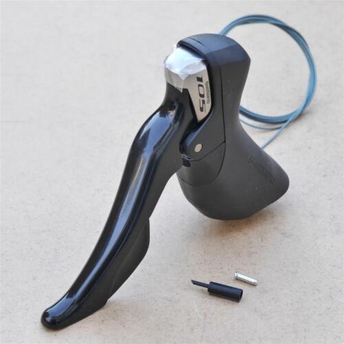 NEU SHIMANO 105 ST-5800 Schalthebel//Bremshebel links 2-fach schwarz STI