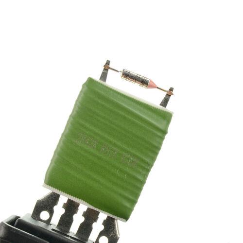 Vorwiderstand Ventilateur pour FIAT LANCIA 500 DUCATO PANDA Upsilon 312 /_ 244 312 319