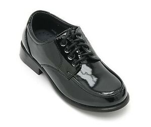 Youth Leather Dress Shoes