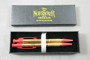 Walt-Disney-The-Nutcracker-and-The-Four-Realms-Ballpoint-Pen-Promo-Movie-K51