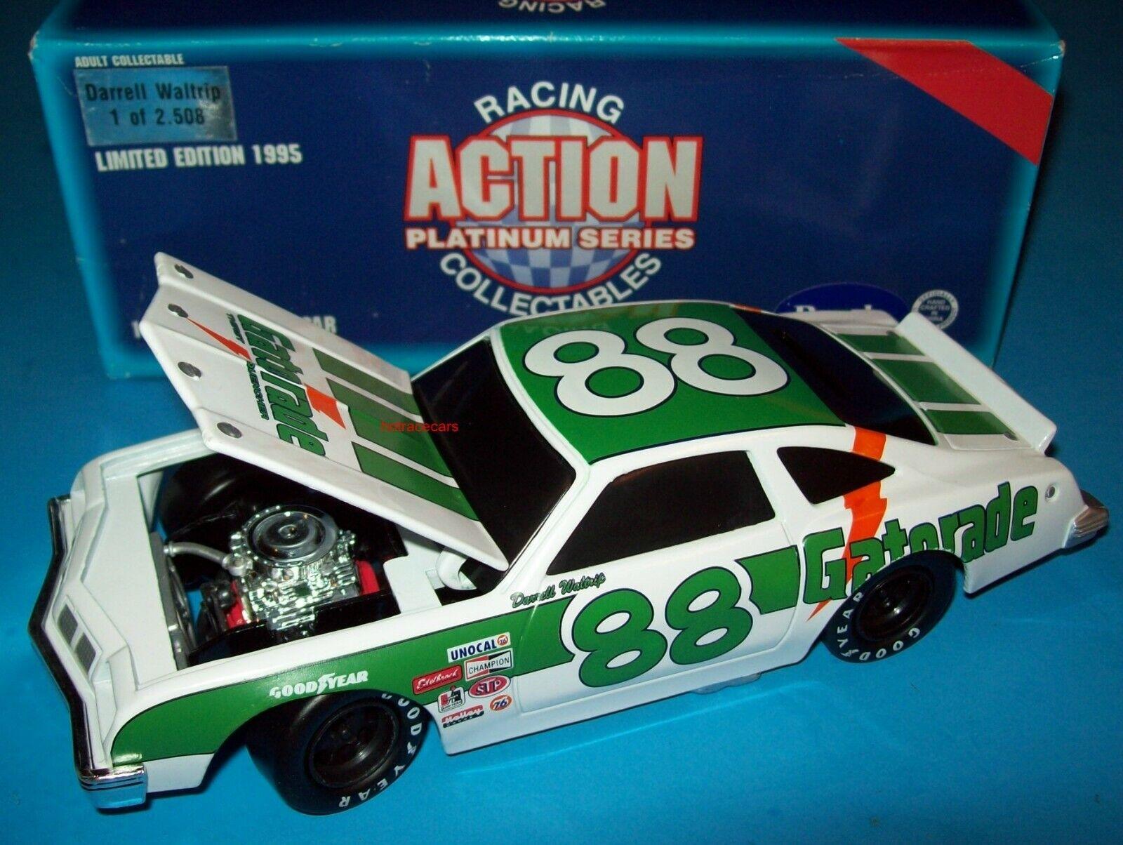 Darrell Waltrip 1977 Gatorade  88 Oldsmobile 442 1 24 Vintage NASCAR Diecast BWB