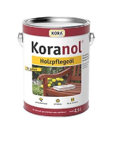 (  L) Kora Koranol Holzpflegeöl 5l