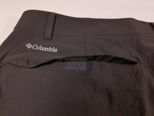 Details about  /NWT Men/'s Columbia Omni-Shade Performance Utility Shorts Sycamore Falls Gray 44