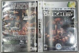 Def Jam: Fight for NY (Microsoft Xbox, 2004) Platinum Hits