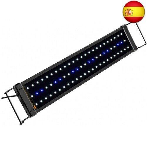 NICREW ClassicLED Luz LED Acuario, Pantalla LED Acuario, Iluminaci (53 - 83...